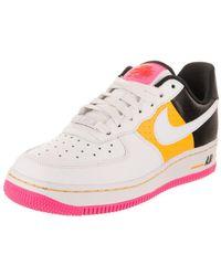 Nike - Women's Air Force 1 '07 Se Moto Running Shoe - Lyst