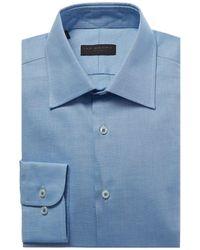 Ike Behar - Regular Fit Dress Shirt - Lyst