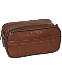 Dopp - Unisex Veneto Soft Sided Multi-zip Travel Kit - Lyst