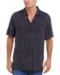 Zanerobe - Cross Woven Shirt - Lyst