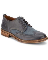 Lucky Brand - Mens Hudson Wingtip Lace-up Oxford Shoe - Lyst