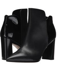 Marc Fisher - Womens Harper Leather Pointed Toe Ankle Fashion Boots - Lyst