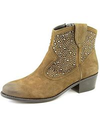 INC International Concepts - Women's Distressed Ankle Boots - Lyst