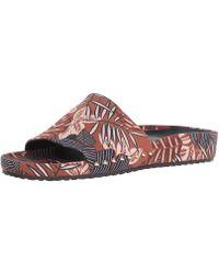 Cole Haan - Women's Pinch Montauk Slide Flat Sandal - Lyst