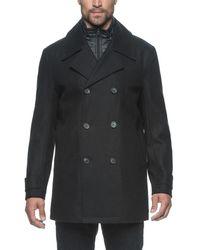 Marc New York - Cushing Wool-blend Coat - Lyst