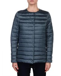 Save The Duck - Women's Blue Polyamide Down Jacket - Lyst