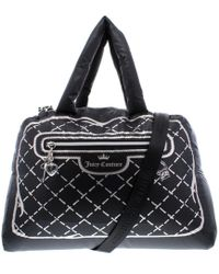 Juicy Couture - Womens Faux Real Printed Convertible Weekender Handbag - Lyst
