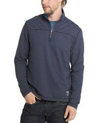 G.H.BASS - G.h. Bass & Co. Mens Fleece 1/4 Zip Sweatshirt - Lyst