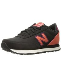 New Balance - Womens 501 Leather Fashion Sneakers - Lyst