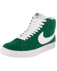 Nike - Men's Sb Zoom Blazer Mid Skate Shoe - Lyst