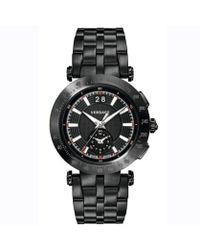 Versace - Men's V-race Sport Swiss Quartz Stainless Steel Watch, Model: Vah040016 - Lyst