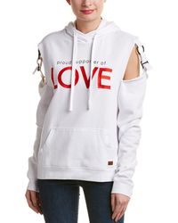 Peace Love World - Frank Hoodie - Lyst