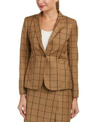 Brooks Brothers - Wool Jacket - Lyst