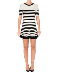 Timo Weiland - Womens Textured Striped Wear To Work Dress - Lyst