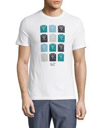 Original Penguin - The Earl Stack T-shirt - Lyst