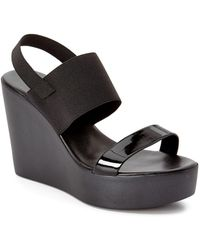 Charles David - Angie Wedge Pump - Lyst