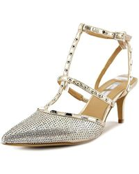 INC International Concepts - Womens Carma2 Fabric Pointed Toe Ankle Strap Class... - Lyst