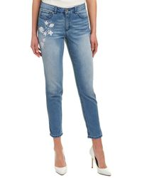Jones New York - Lexington Celeste Wash Skinny Ankle Cut - Lyst