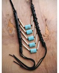 Love Leather - Rock Necklace - Lyst