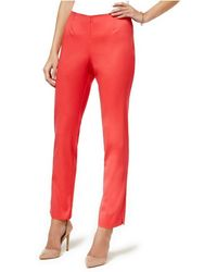 Charter Club - Slim Leg Ankle Trousers - Lyst