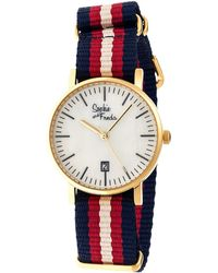 Sophie & Freda - Nantucket Mother-of-pearl Watch - Lyst