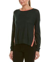 Armani Exchange - Wool-blend Pullover Sweater - Lyst