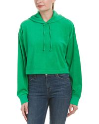 Juicy Couture - Micro-terry Hooded Pullover - Lyst