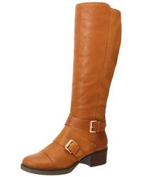 BCBGeneration - Womens Marisol Leather Closed Toe Mid-calf Fashion Boots - Lyst