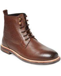 Ben Sherman - Brent Round-toe Boot - Lyst