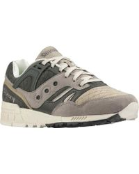Saucony - Men's Grid Sd Quilted Sneaker - Lyst