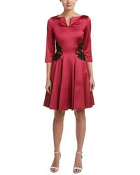Kay Unger - Cocktail Dress - Lyst