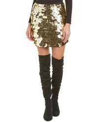 Trina Turk - Kalina Mini Skirt - Lyst
