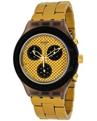 Swatch - Desert Sands Men's Svcm4010ag - Lyst