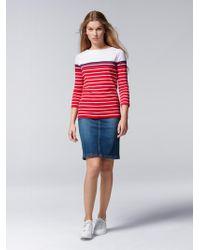 Bogner - 5-pocket Jeans Skirt Jodie - Lyst