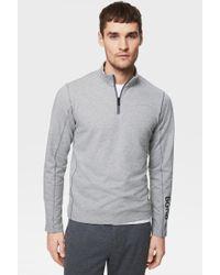 Bogner - Ponte Sweatshirt In Gray Melange - Lyst