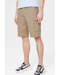 Bogner - Cole Cargo Shorts In Beige - Lyst