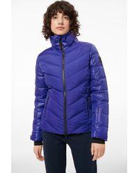 Bogner - Sassy Down Ski Jacket In Indigo Blue - Lyst
