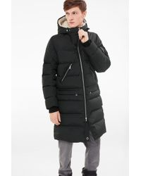 Bogner - Galaxy Down Quilted Coat In Black - Lyst