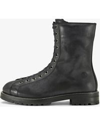 Bogner - New Lech Boots In Anthracite - Lyst