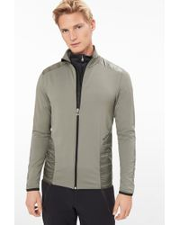 Bogner - Chase Jacket In Khaki - Lyst