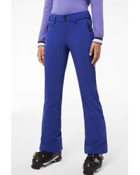 Bogner - Feli Ski Pants In Midnight Blue - Lyst