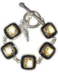 Barry Brinker - Assorted Stone Bracelet - Lyst