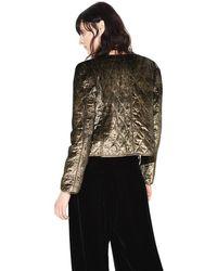 Nili Lotan - Vienna Jacket - Lyst