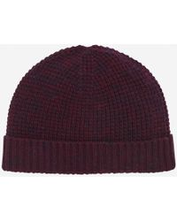Bonobos - Wool Cashmere Waffle Knit Hat - Lyst
