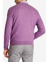 Bonobos - Cotton Cashmere V-neck Sweater - Lyst