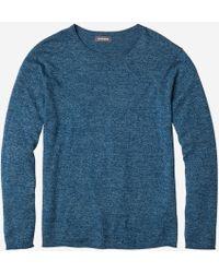 Bonobos - Cotton Cashmere Roll Neck Sweater - Lyst