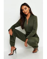 151be6a1b16 Saturday sunday Elmira Lounge Jumpsuit in Blue - Lyst