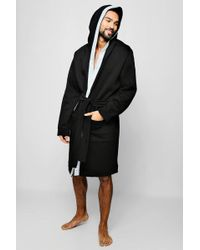 Mens Boohoo Dressing Gowns And Robes Online Sale