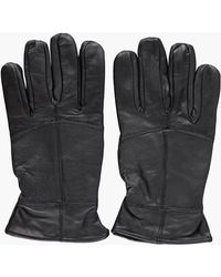 Boohoo - Mens Thinsulate Leather Gloves - Lyst
