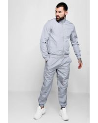 943fa34857c45 Fila Dubrovnic Woven Suit in Blue for Men - Lyst